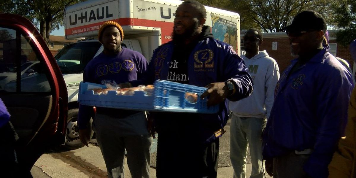 Over 1K meals distributed across Central Virginia for Thanksgiving