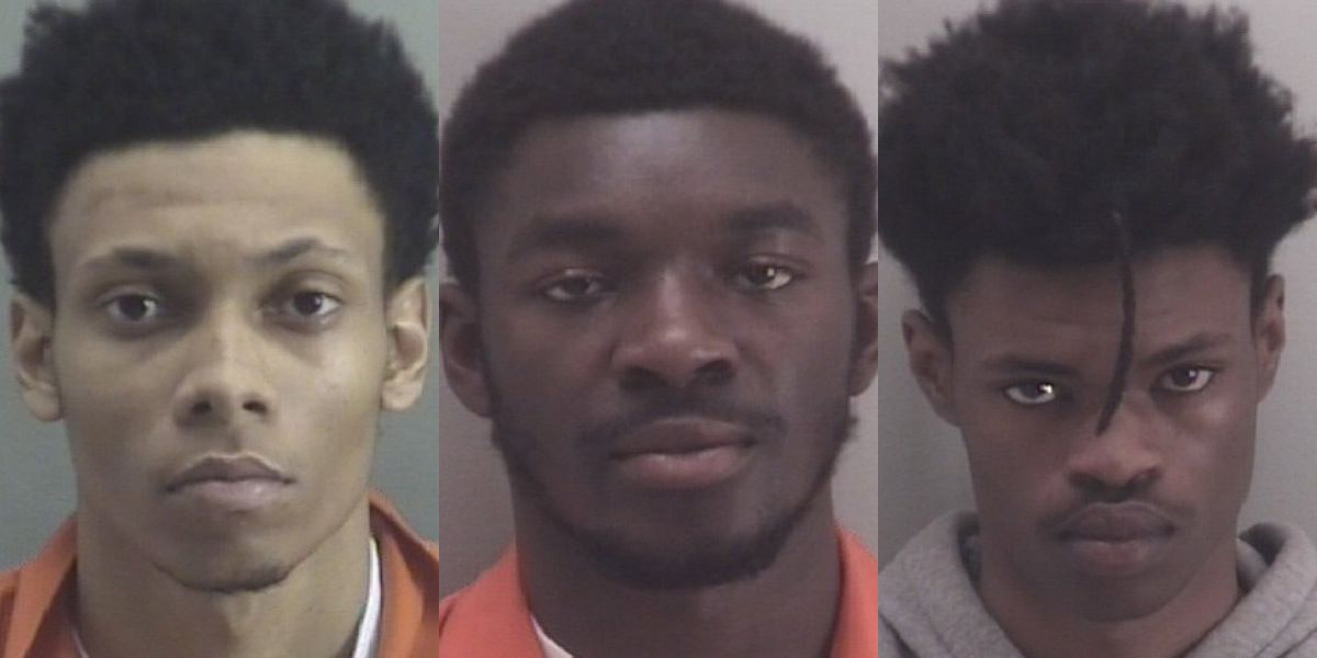 Four arrests made in murder of 15-year-old