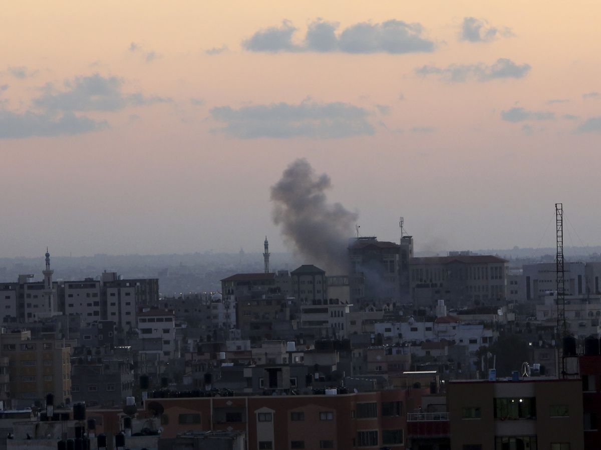 The Latest: UN, Egypt working to end Gaza fighting