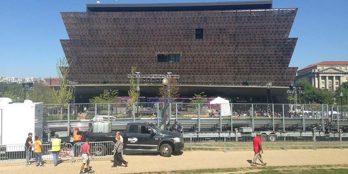 Expect security, road closures for grand opening of NMAAHC