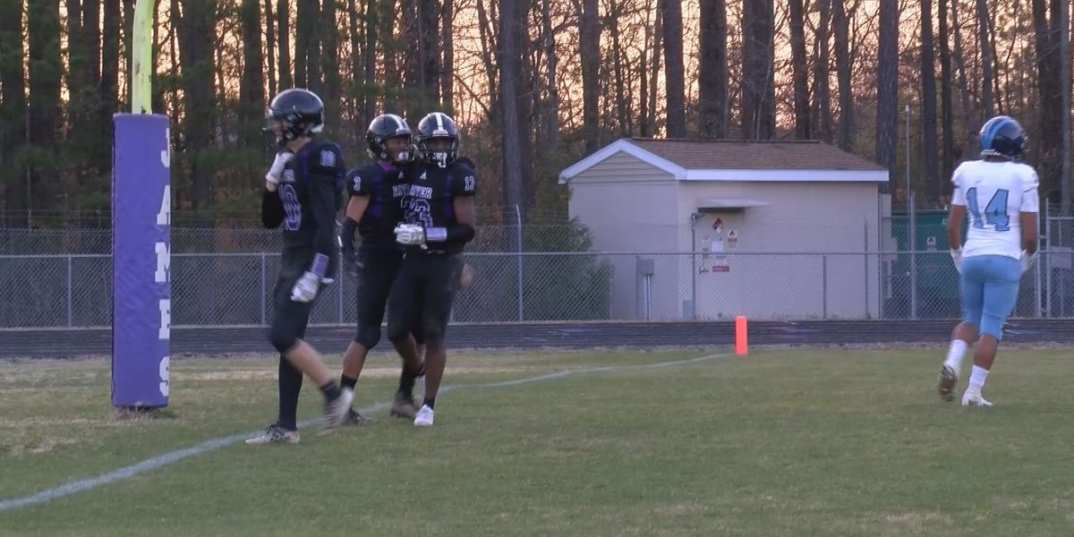 James River tops L.C. Bird in football for first time since 2000