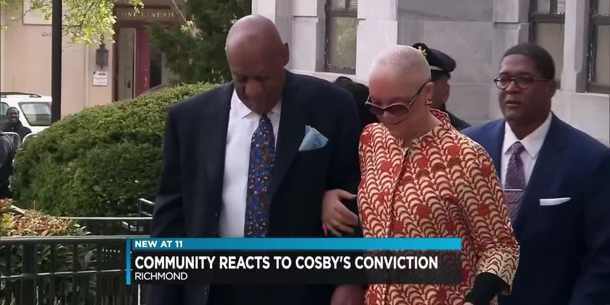 Richmond reacts to Bill Cosby's prison sentence