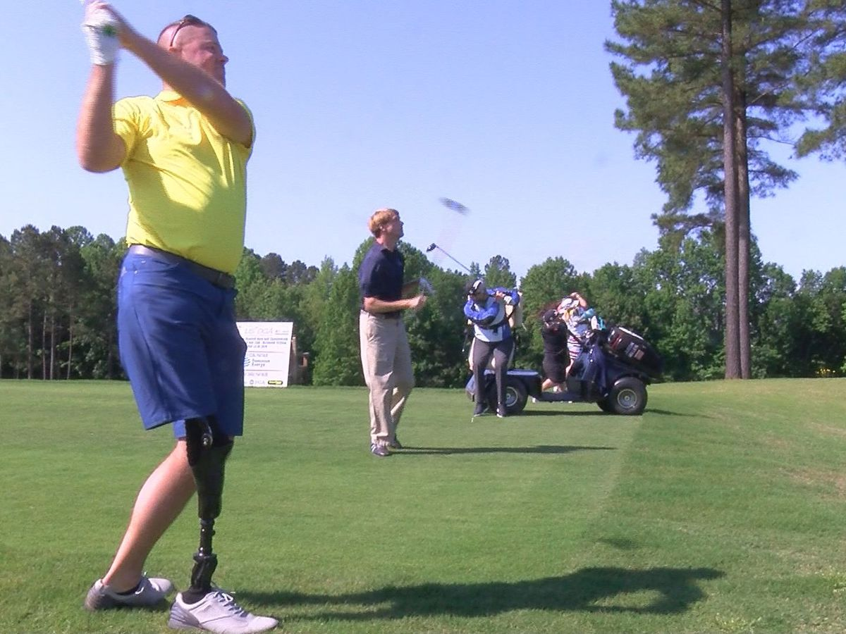 U.S. Disabled Golf Open puts perseverance on display