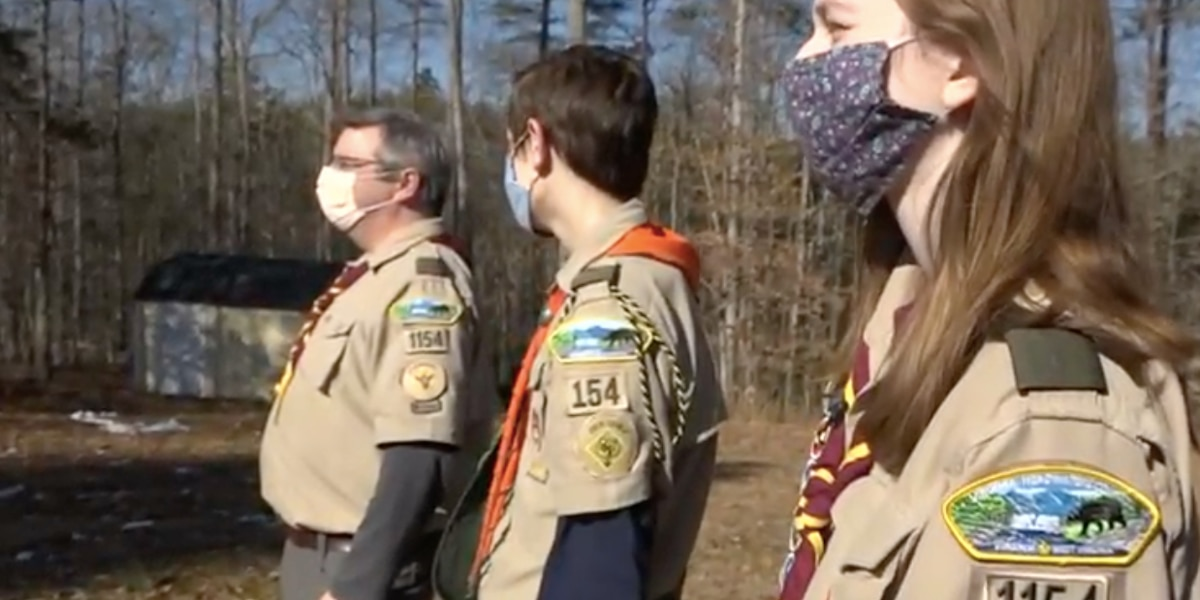 Virginia Headwaters Council gains its first female Eagle Scout