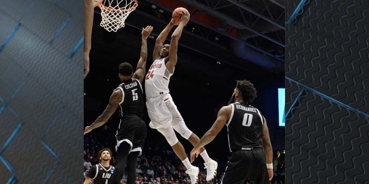 Radford wins first March Madness game in school history, will now face No. 1 seed