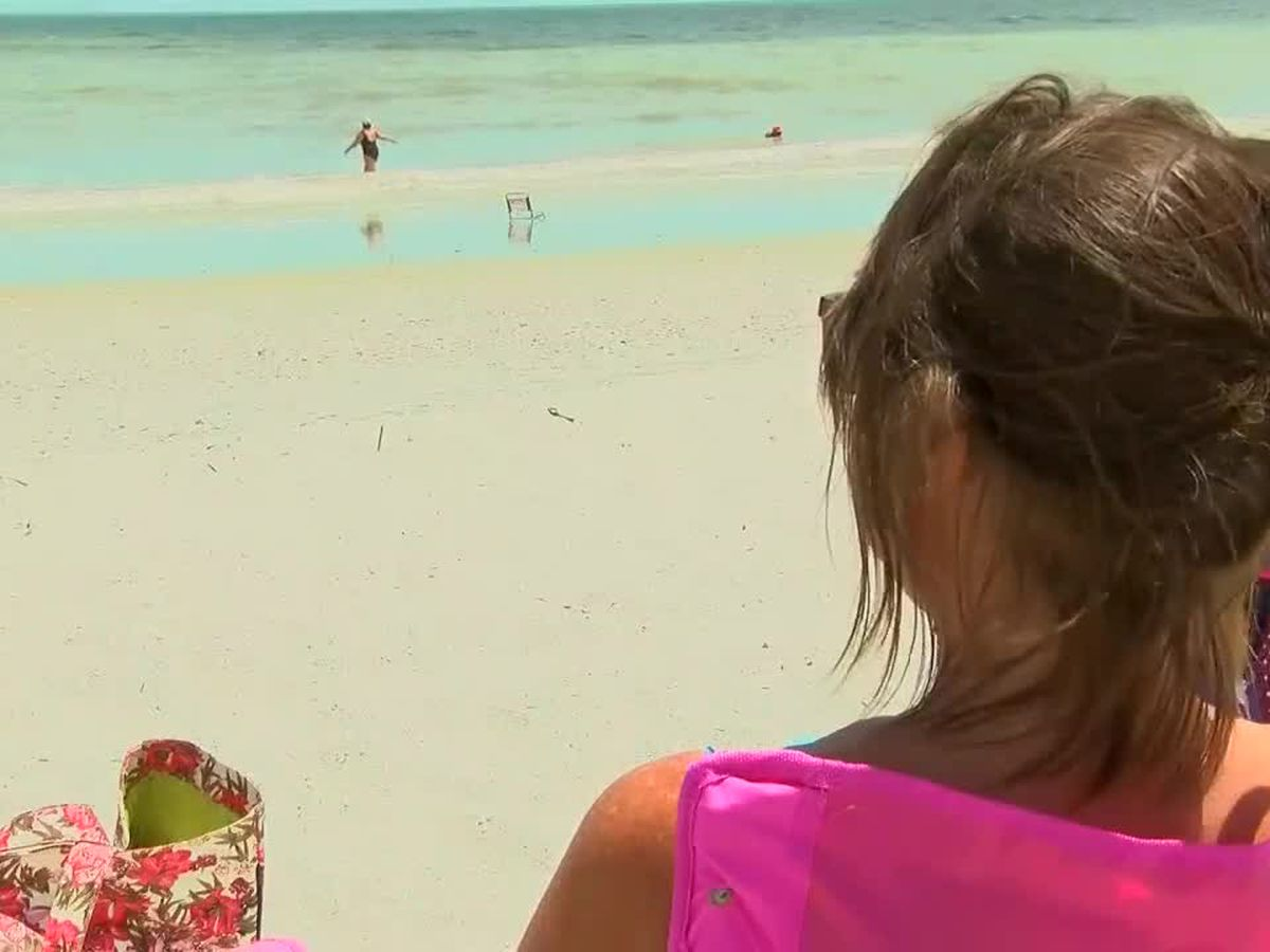 Myrtle Beach tourists deciding whether to cut vacations short, or ride out Isaias