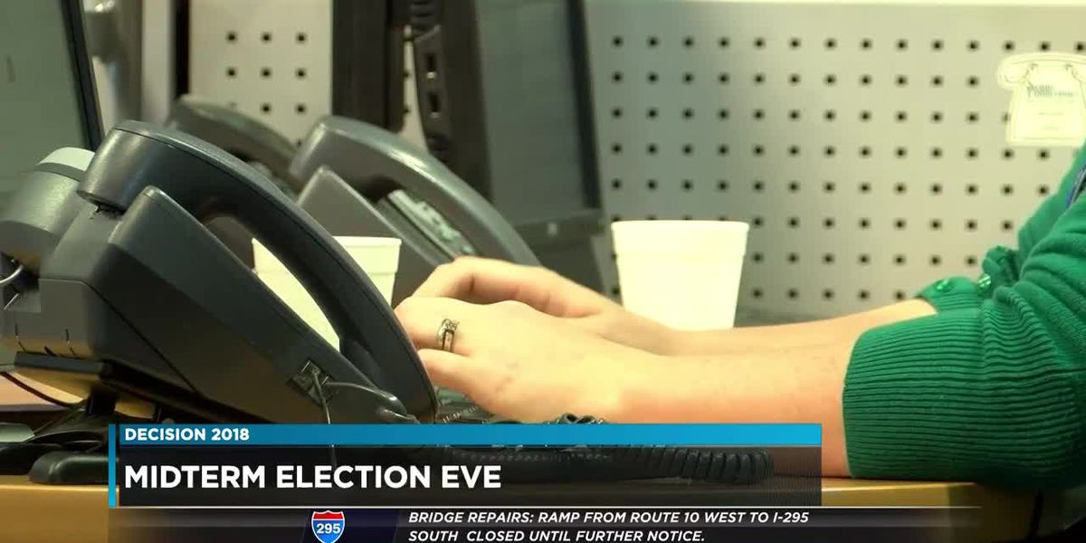 Anticipation Grows on midterm Election eve