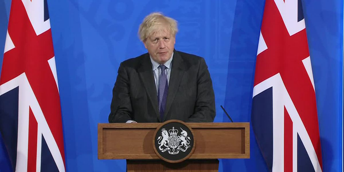 UK delays easing COVID-19 restrictions due to Delta variant
