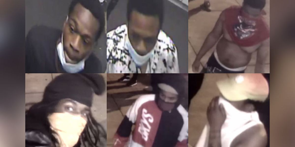 Police: Suspects sought in break-in, lootings of businesses in Richmond
