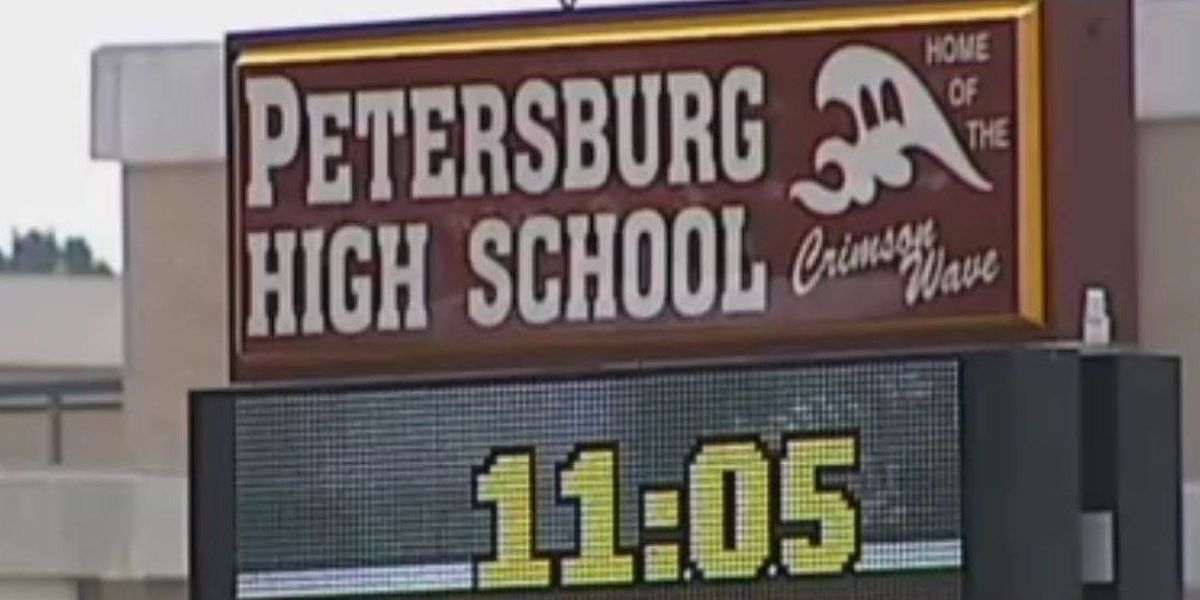 Security increased at Petersburg High School after Wednesday fight