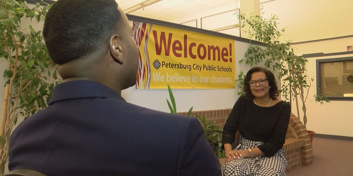 Petersburg's new superintendent sets priorities to improve classroom performance