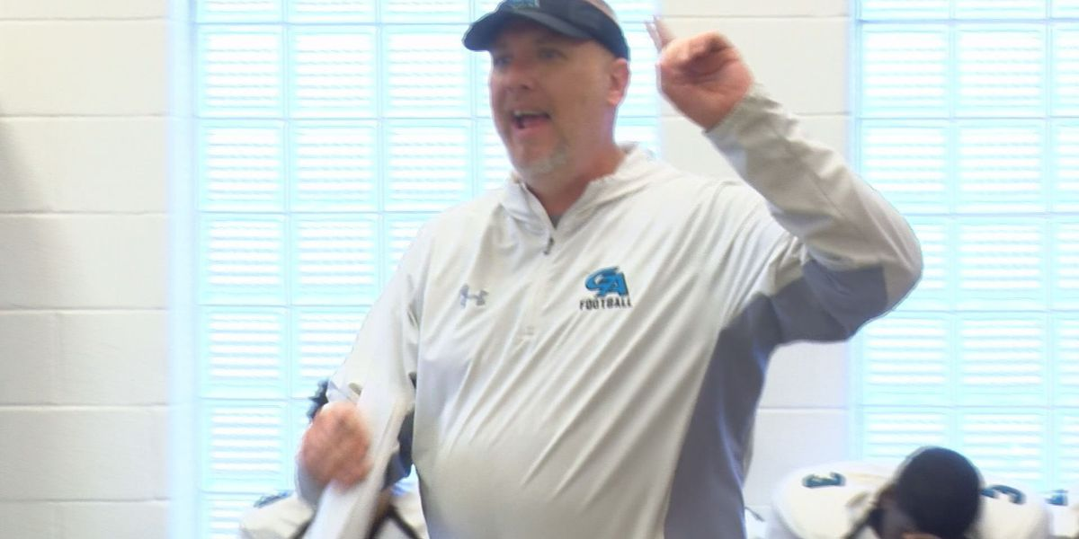 Camp steps down as Glen Allen head football coach