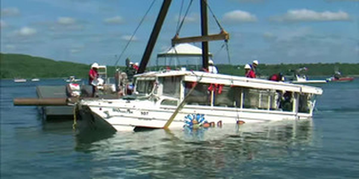 NTSB: Coast Guard ignored duck boat safety proposals made 20 years ago