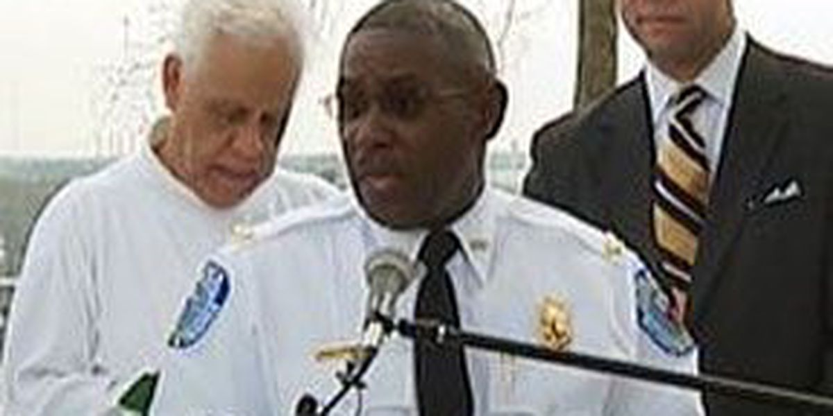 Mayor expected to comment on Richmond police chief departure