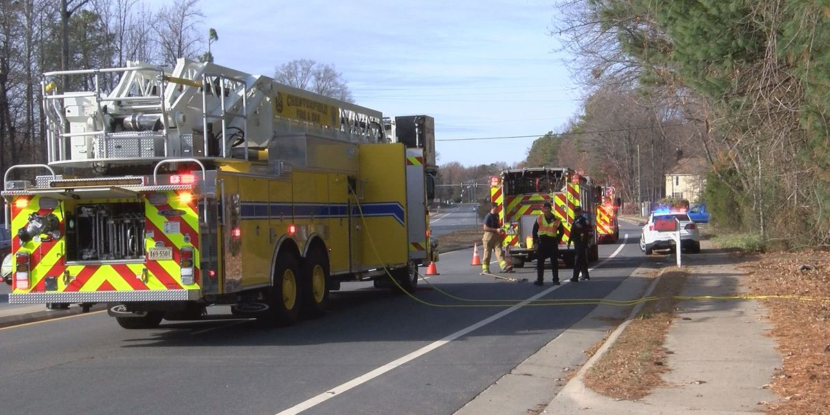 No injuries reported in afternoon chimney fire