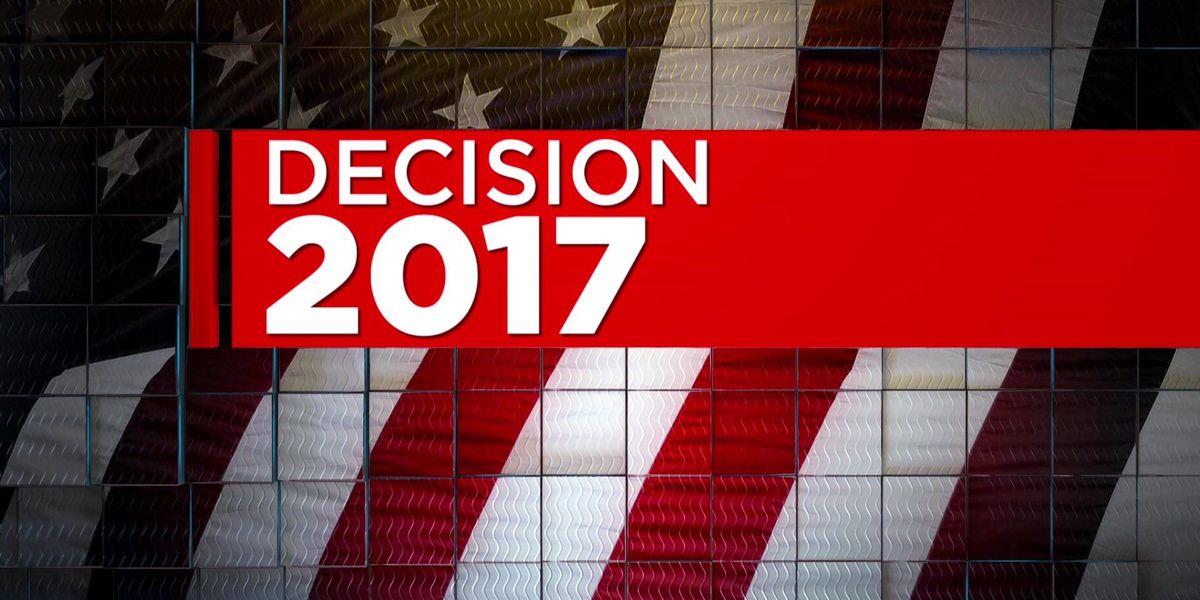 Gubernatorial candidates make last push for votes