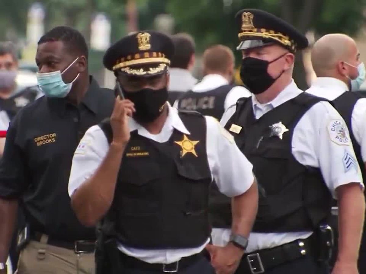 Chicago's July Fourth weekend ends with 17 dead, 70 wounded