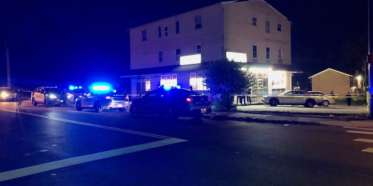 1 person shot in Richmond's east end
