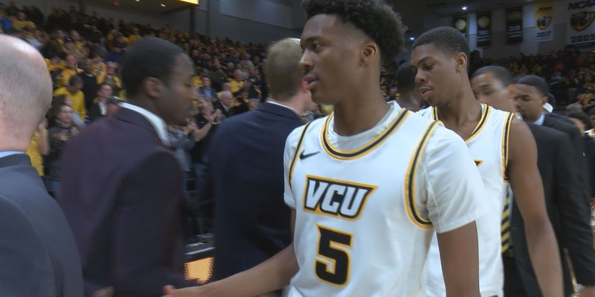 Hyland's career night fuels VCU in rout of North Carolina A&T
