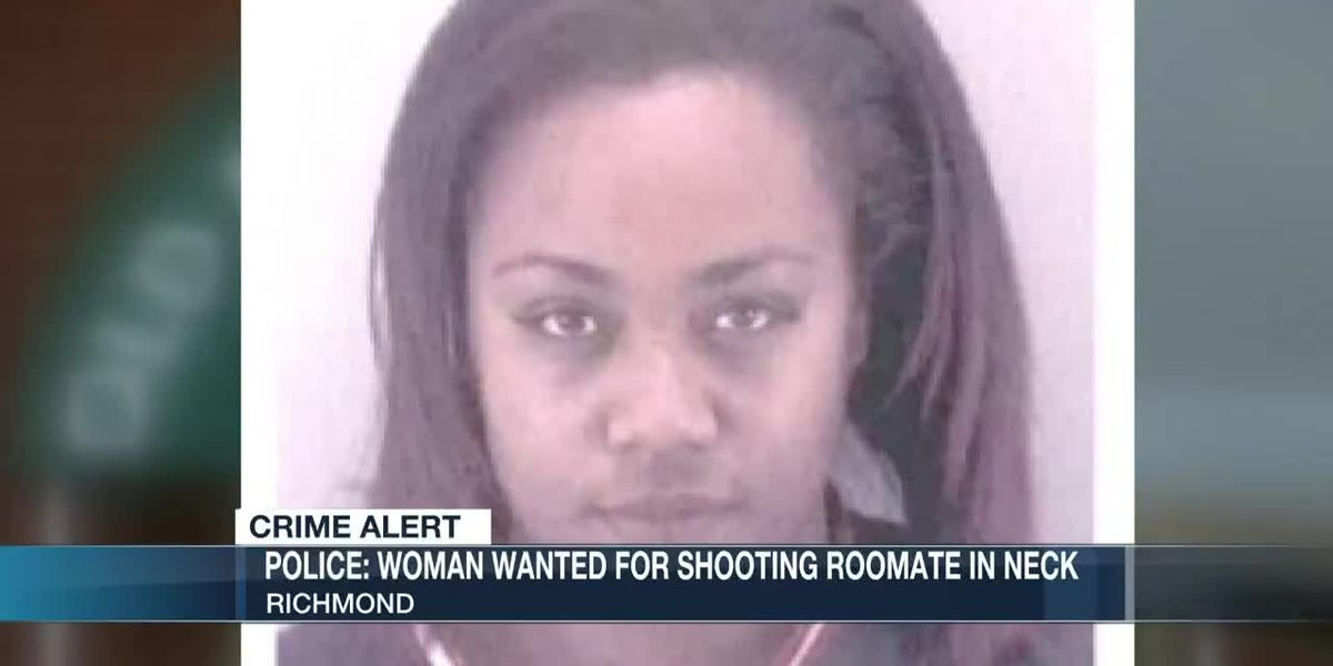 Police: Woman wanted for shooting roommate in neck