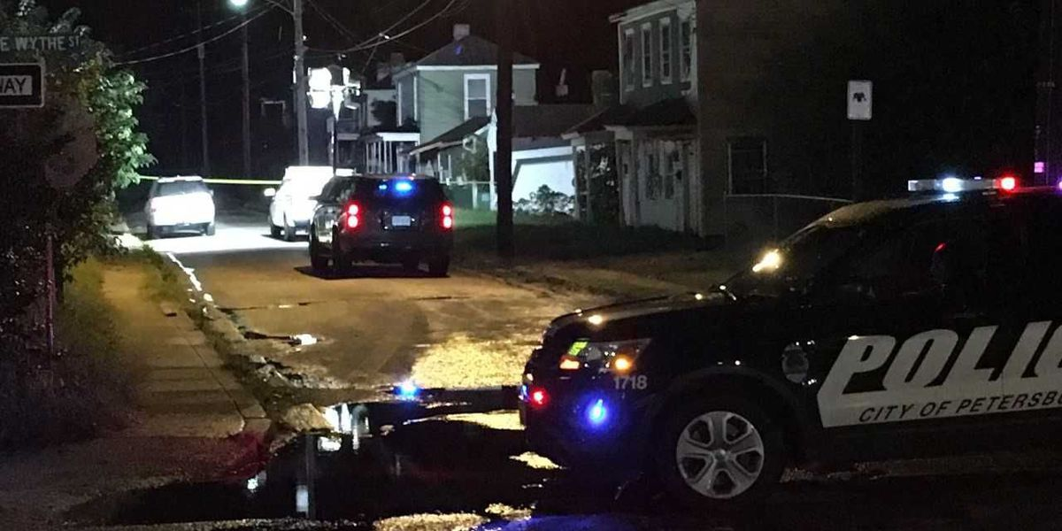 1 dead, 1 fighting for life after double shooting in Petersburg