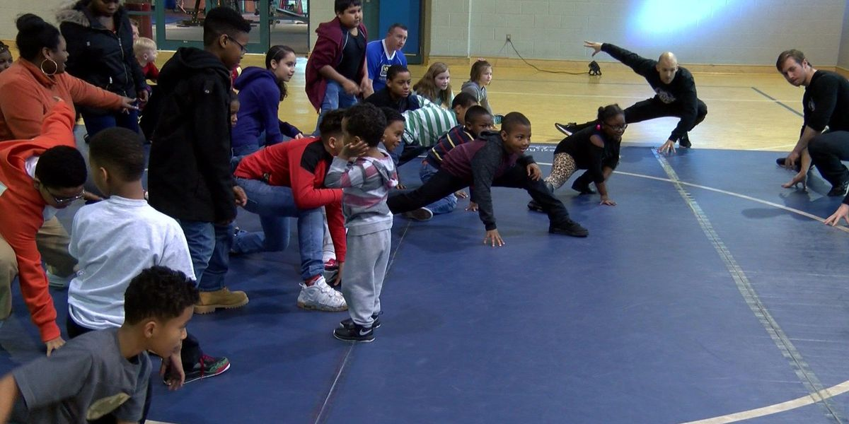 Kids meet Richmond police and Marvel superheroes for training workshop