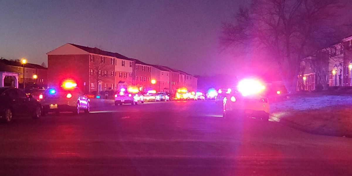 Double-shooting leaves 1 juvenile dead in Chesterfield
