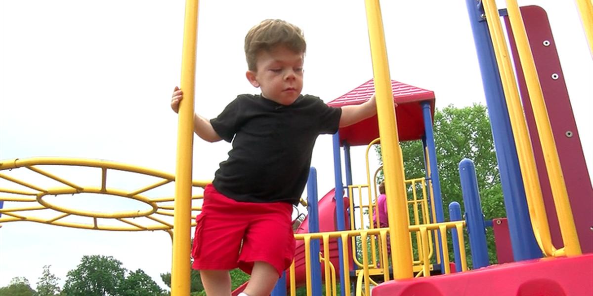 Boy with rare form of dwarfism creates organization to help similar children