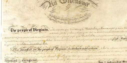 April 17, 1861: Virginia votes to secede from the United States