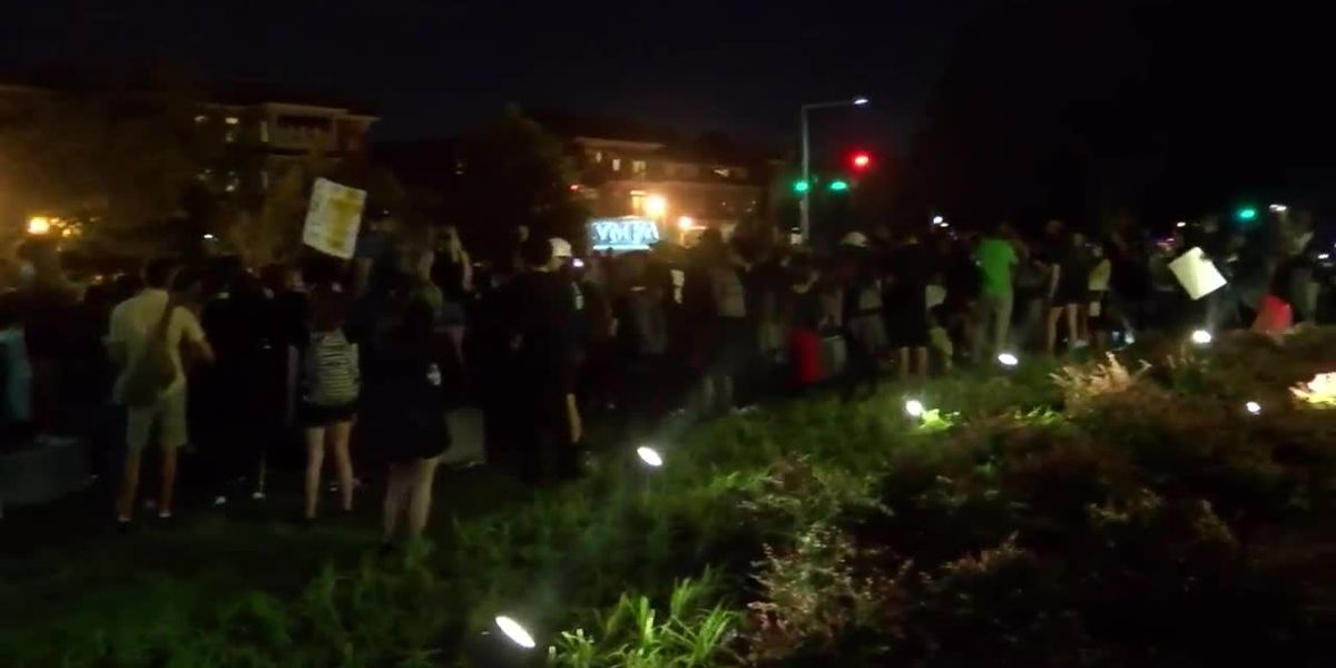 Protests continue for sixth day in a row in Richmond