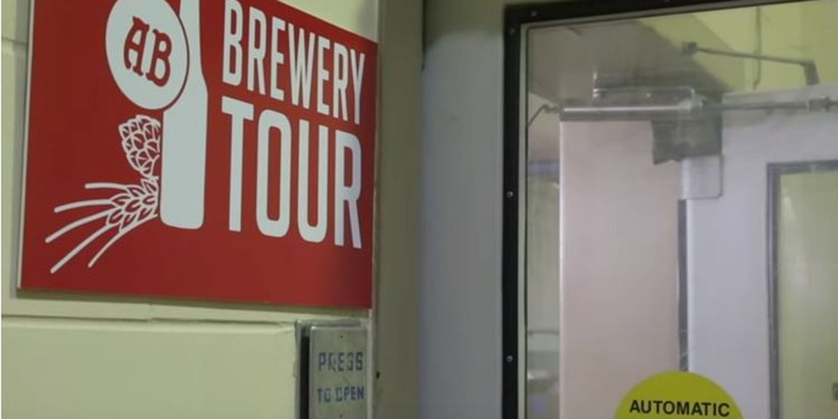 Summer beer: Busch brewery in Virginia reopens to tourists