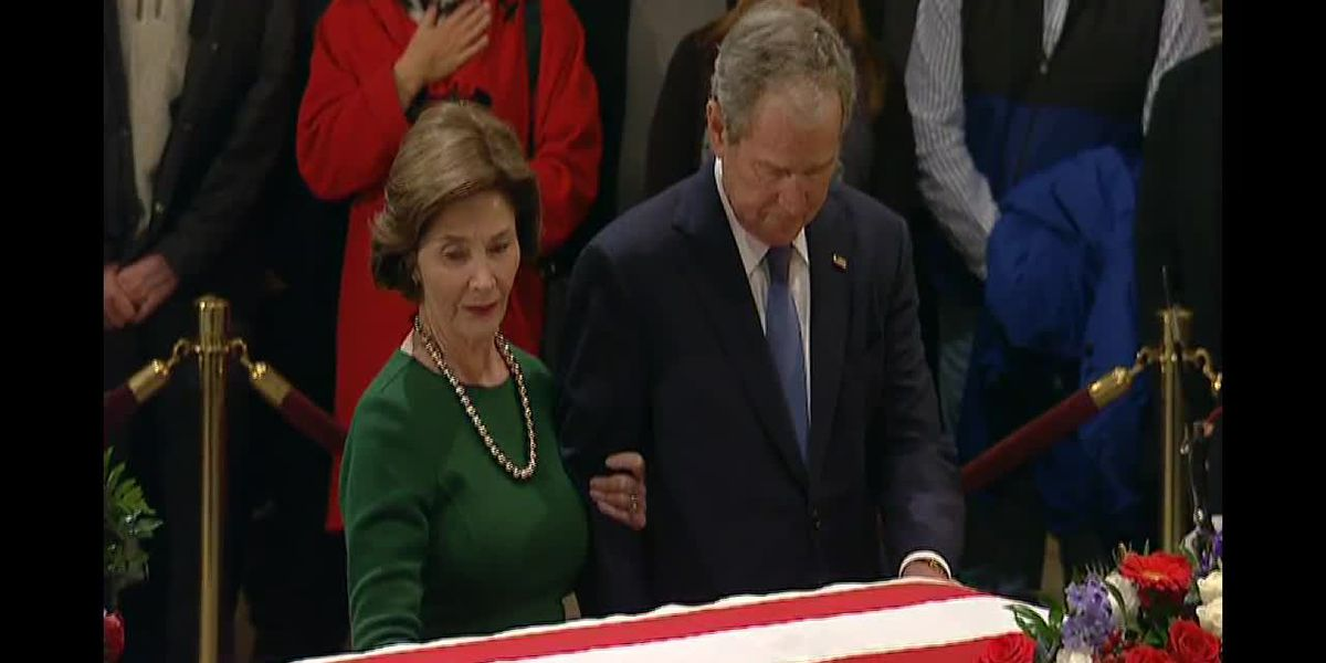 News to know for Dec. 5: Bush funeral; pet cemetery vandalized; snow flurries in RVA
