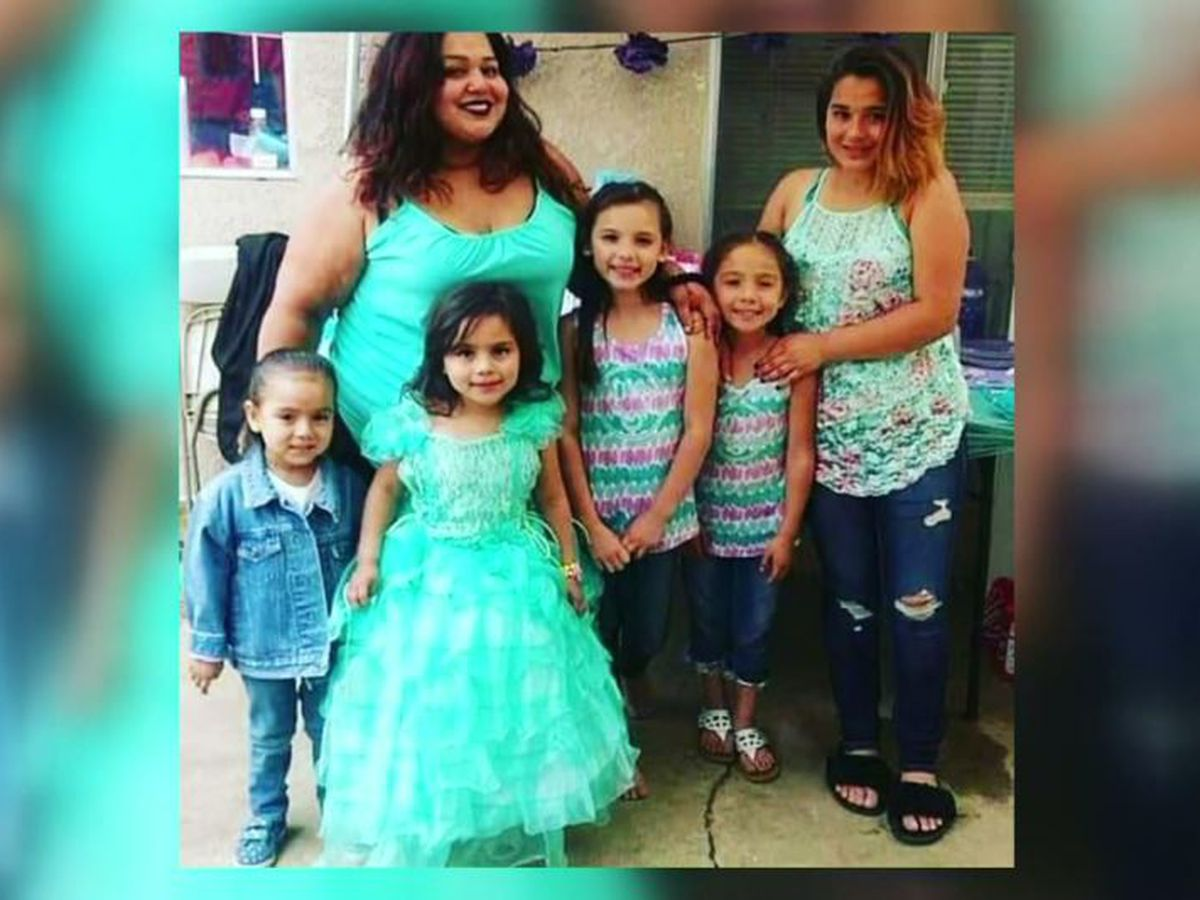 'We have a new mission': Couple takes in 5 nieces after mom's death from COVID-19