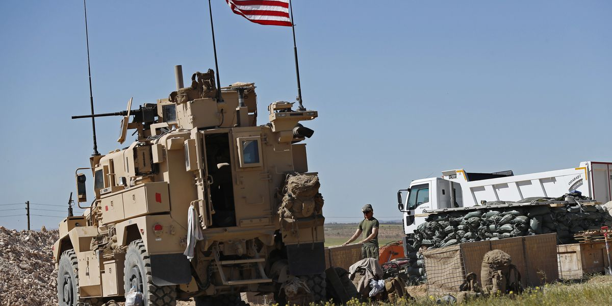 Fearing US abandonment, Kurds kept back channels wide open