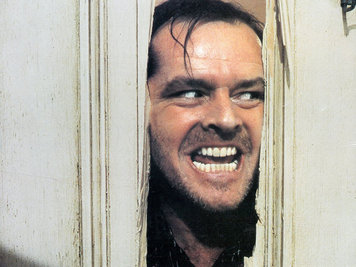 Jack Torrance hails as Virginia's top-googled horror villian