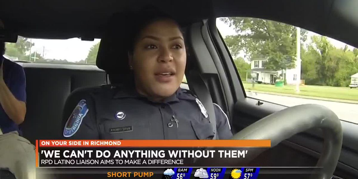 RPD Hispanic liaison aims to make a difference