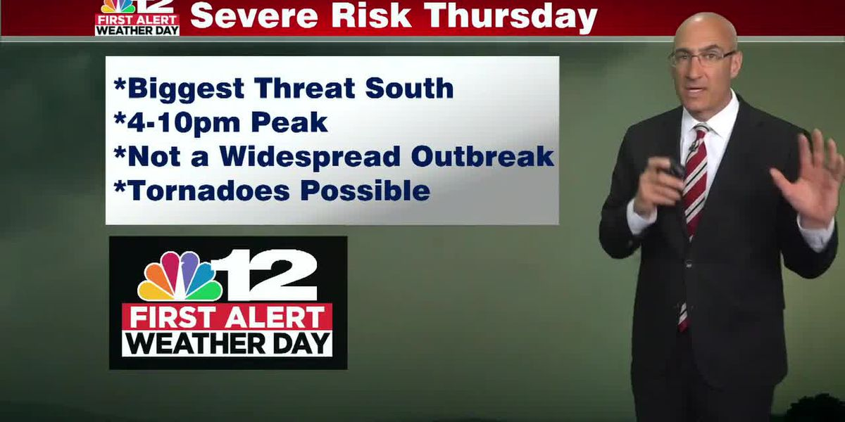 News to Know for March 18: Severe storms possible; Chesterfield expands Phase 1B; Vaccine registration easier