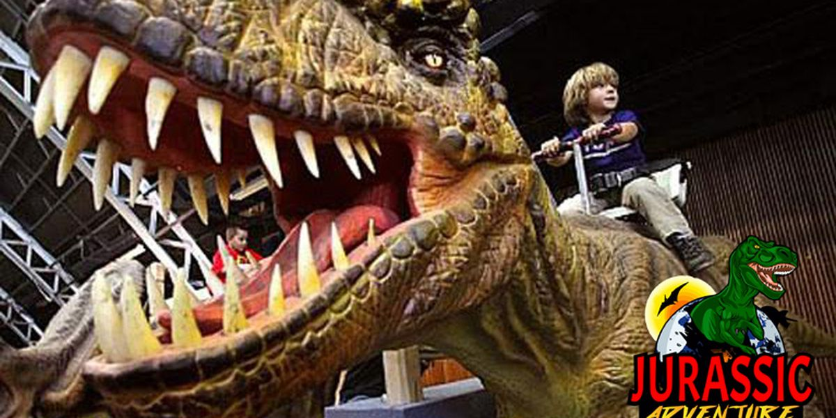 Jurassic Adventure coming to Richmond Raceway