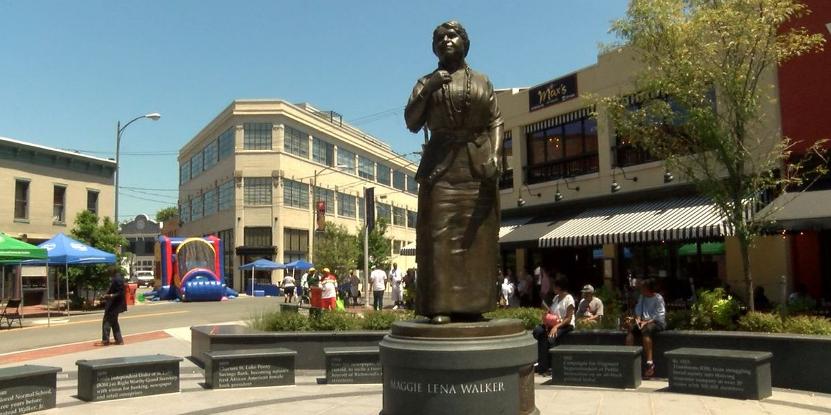 Ceremony honors Maggie Walker on her 155th birthday