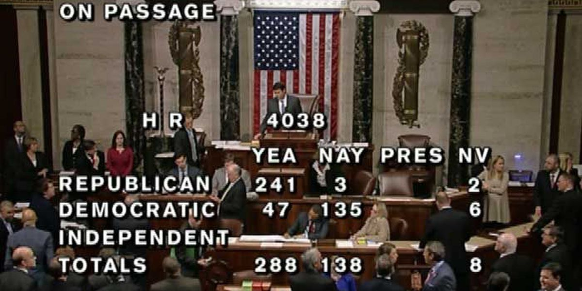 How Virginia's representatives voted on Syrian refugee bill