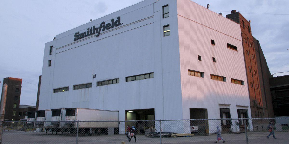Smithfield Foods pork plant faces OSHA fine from outbreak