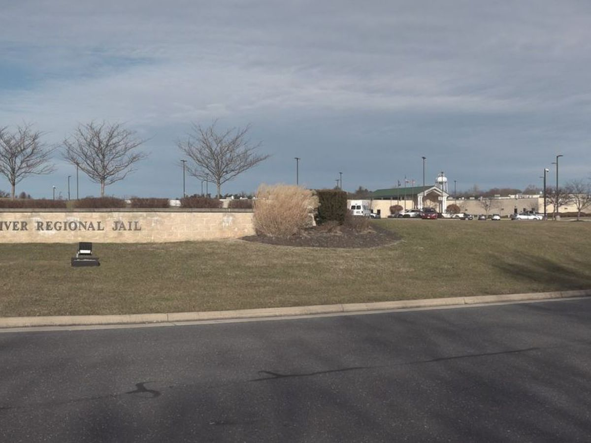 Middle River Regional Jail reports more than 200 inmate cases of COVID-19