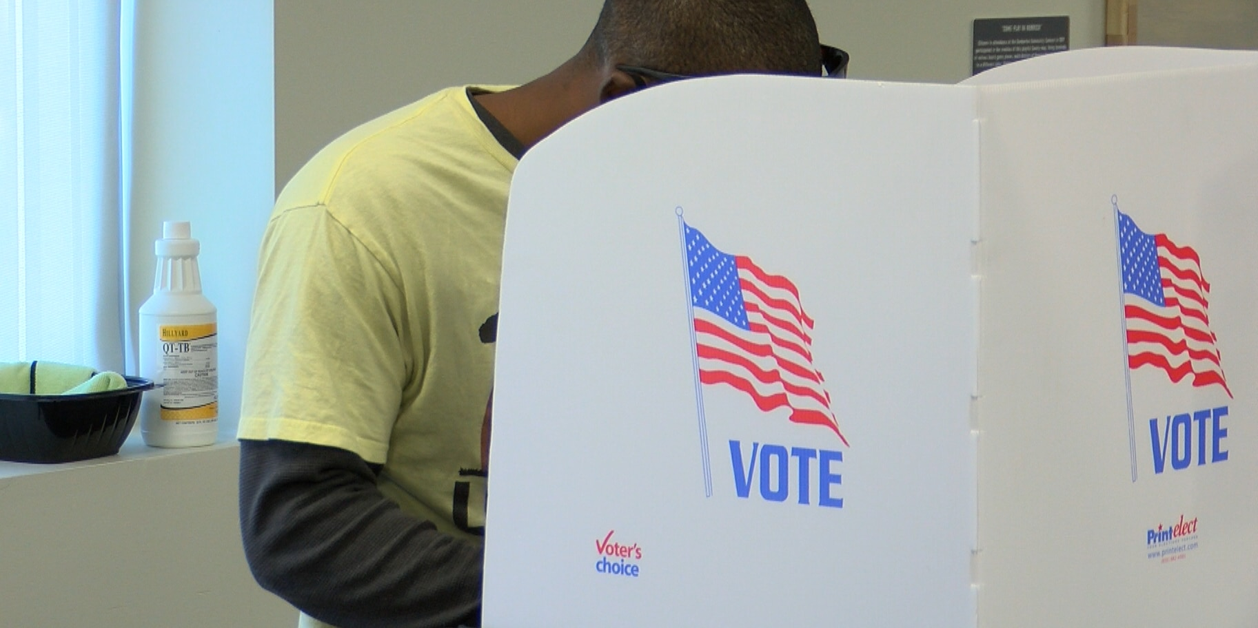 Tens of thousands of voters cast ballots on Election Day in Metro Richmond