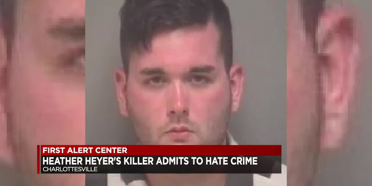 James Fields Jr. pleads guilty to hate crimes in Charlottesville attack