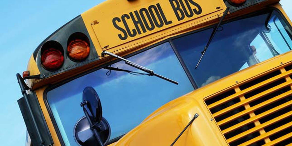 RPS school bus involved in crash