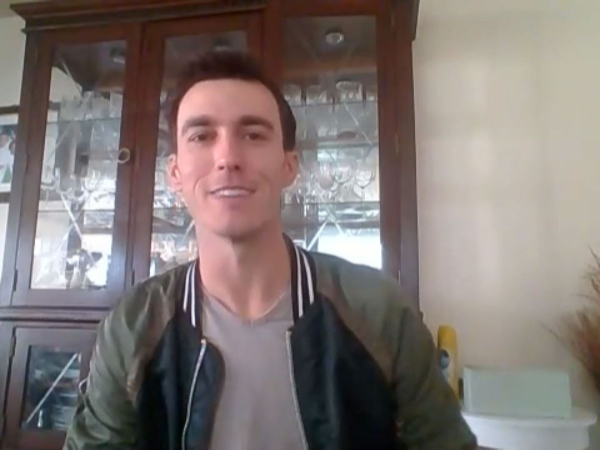 Ben Verlander 'having a lot of fun' as part of World Series broadcast team