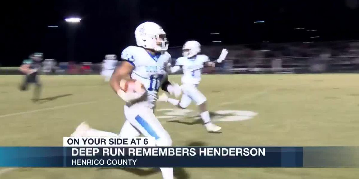 Deep Run football reflects on Henderson