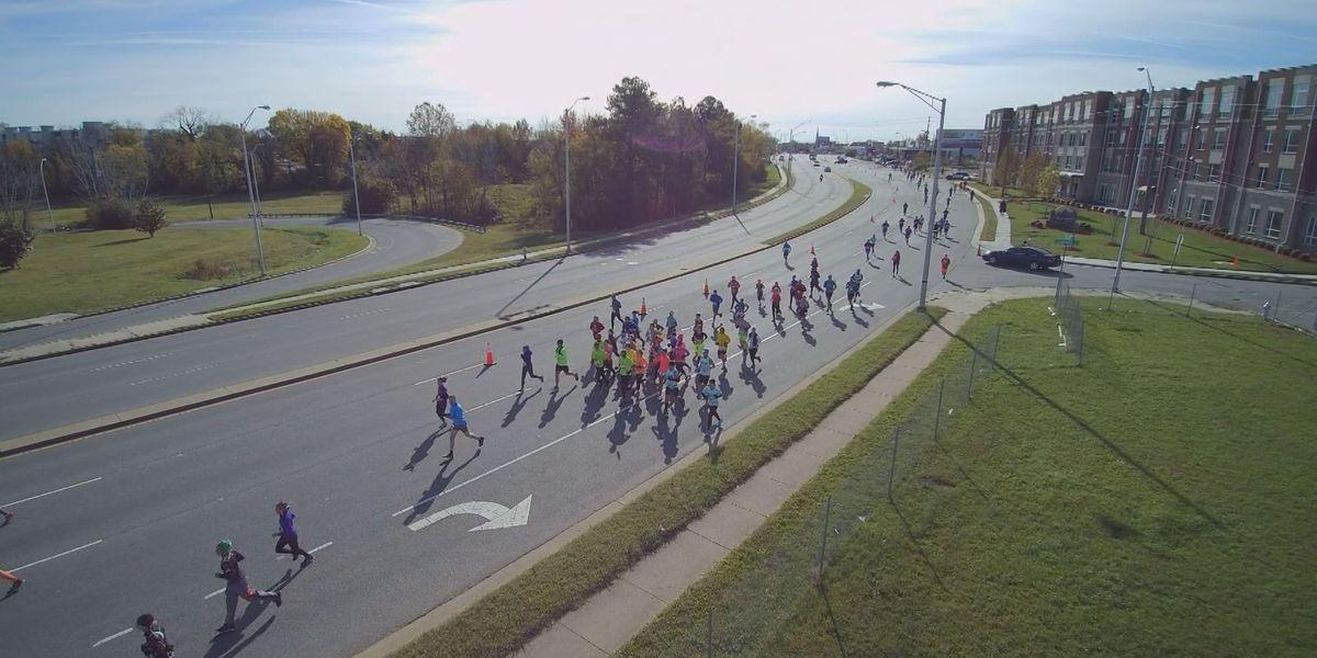 Unique Richmond Marathon ends Sunday