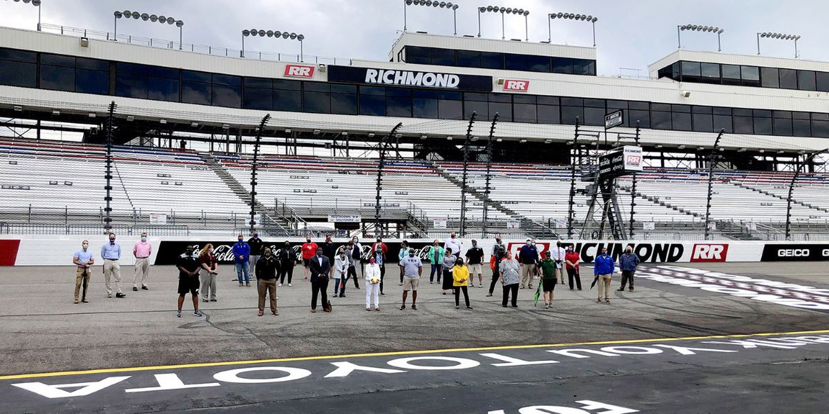 Henrico Schools to hold in-person graduations at Richmond Raceway