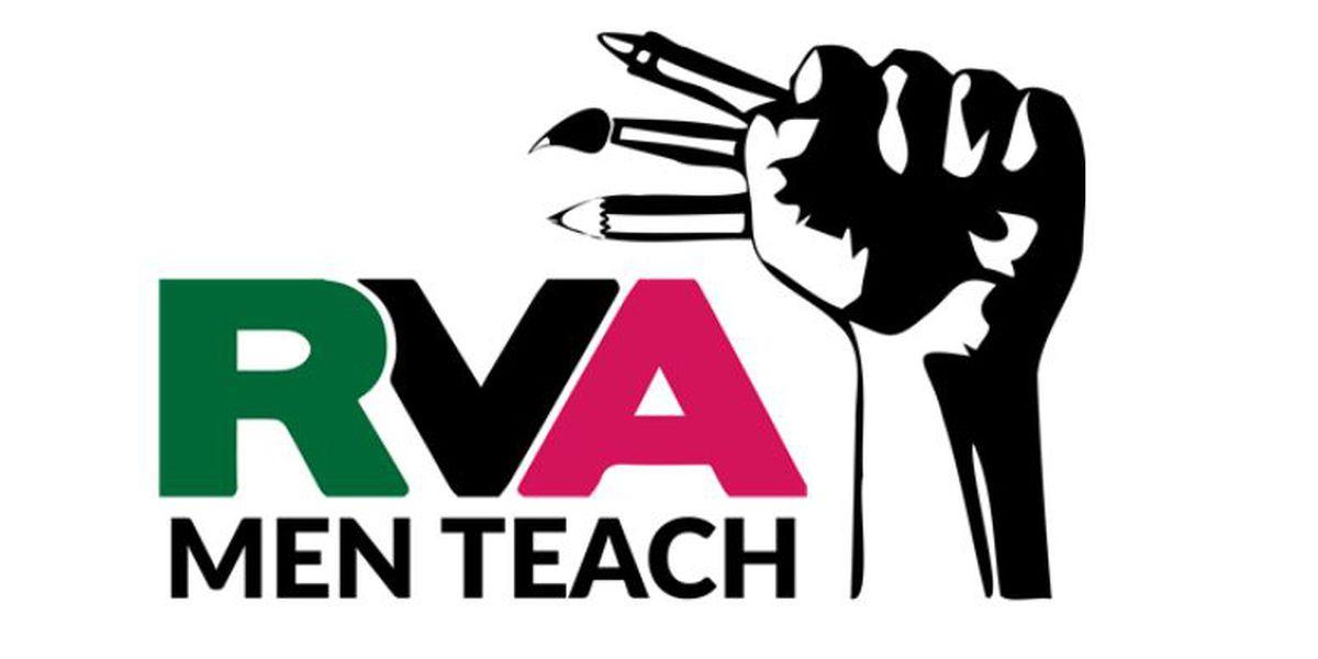 'RVA Men Teach' aims to increase diversity among teachers